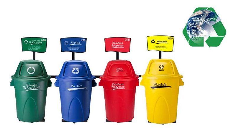 Clasificación Desechos Sólidos