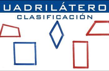 Clasificación de cuadriláteros