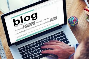 estrategia de blog exitosa
