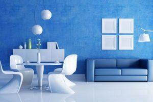 ventajas del color azul