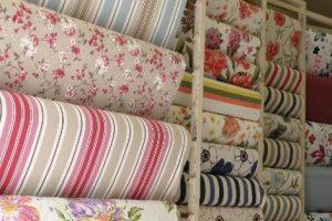 como decorar casa como elegir telas para cortinas