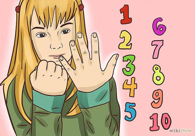 como enseñar a sumar y restar