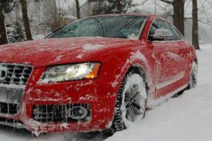 como manejar en la nieve