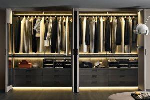 iluminar armario
